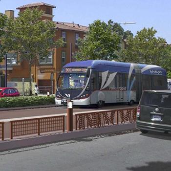 El Camino Bus Rapid Transit