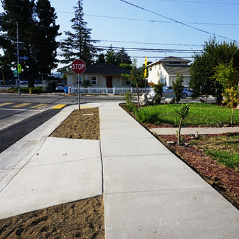 McClellan Road Sidewalk Improvements