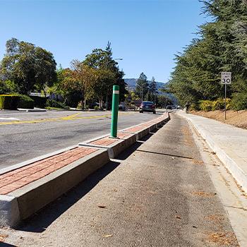 McClellan Road Separated Bikeways