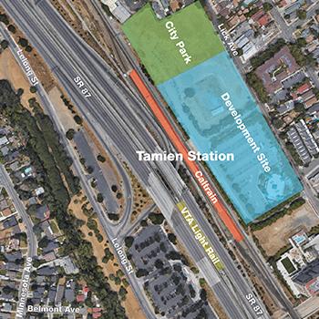 Tamien Station
